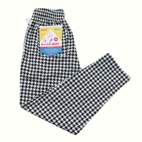 COOK WEAR - Chef Pants「ビッグ 千鳥柄」