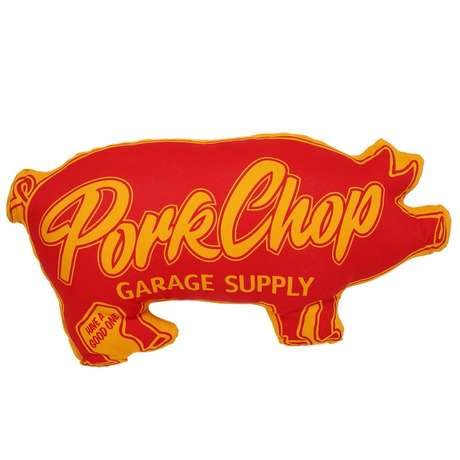 PORKCHOP - PORK CUSHION/RED×ORG
