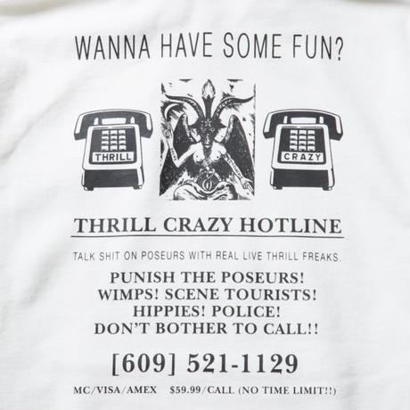 COOTIE - Print Pullover Parka (THRILL CRAZY)