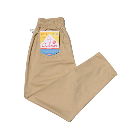 COOK WEAR - Chef Pants 「Sand」