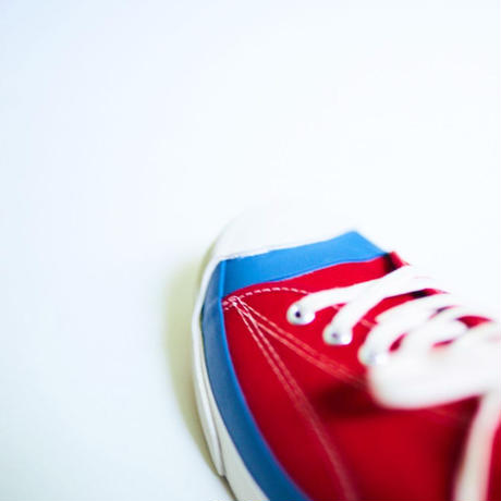 "toast FOOT & EYEWEAR GEAR - ""jam"" future red (レッド)"