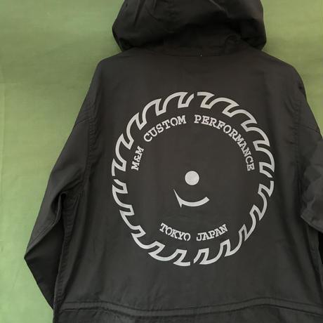 M&M - MOD COAT (BLACK)