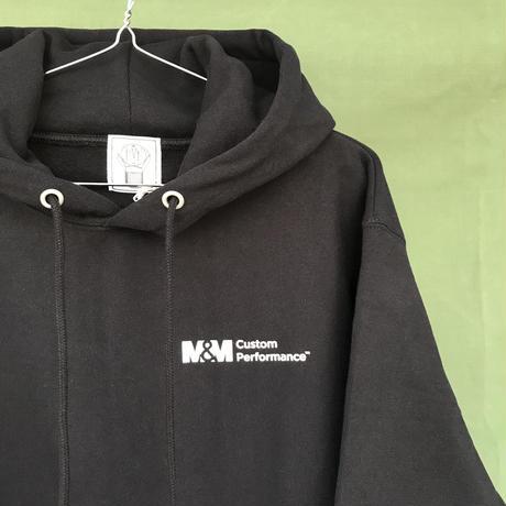M&M - HEAVY PARKA 21 MSW-001 (BLACK)