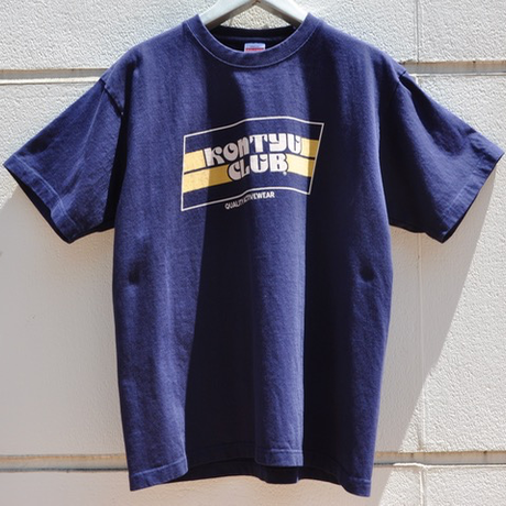 2019SS ( 昆虫クラブ) KONTYU CLUB T-S (ネイビー)