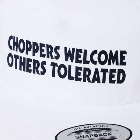 PORKCHOP - CHOPPERS WELCOME CAP
