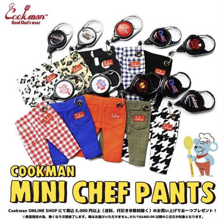COOKMAN - MINI CHEF PANTS
