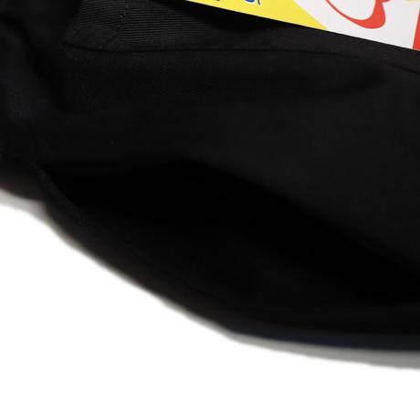 COOKMAN - ワイドシェフパンツ Wide Chef Pants 「Black」
