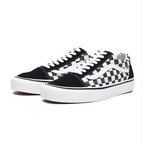 VANS - OLD SKOOL 36 DX (ANAHEIM FACTORY) BLACK/CHECK