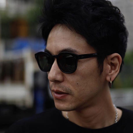 toast FOOT & EYEWEAR GEAR - CAMERON (ブラック / グリーン)