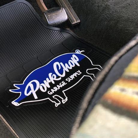 PORKCHOP - PORK RUBBER MAT/BLUE