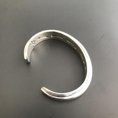 CODY SANDERSON - Cuffs 1/2 inch Double Wire Plain Edge