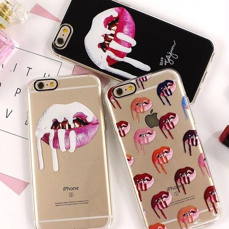 Kylie Jenner Lipstick iPhone Case