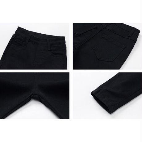 【80-150cm】PANTS スーパーストレッチ レギンスライクパンツ