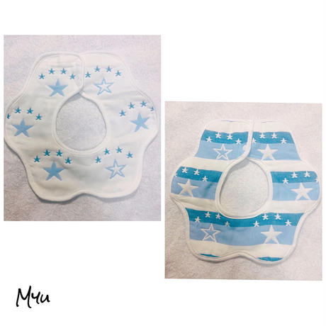 即納🇰🇷【Baby/Kids】Reversible Bib