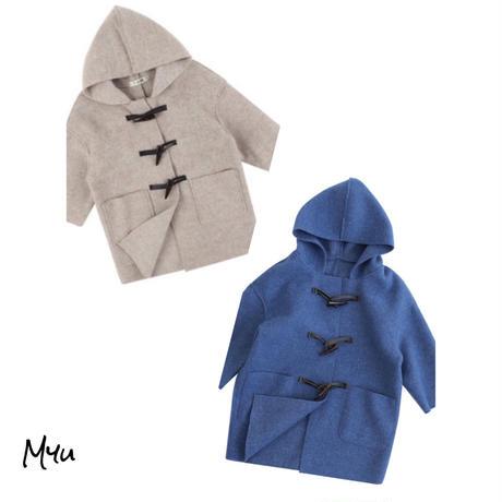 【95〜120cm】Wool coat