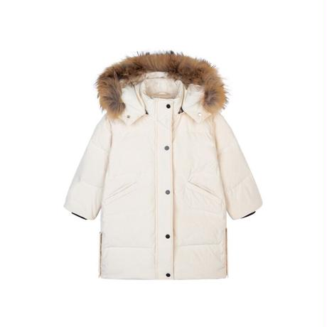 【80-150cm】COAT 防水・防寒ロングダウンコート