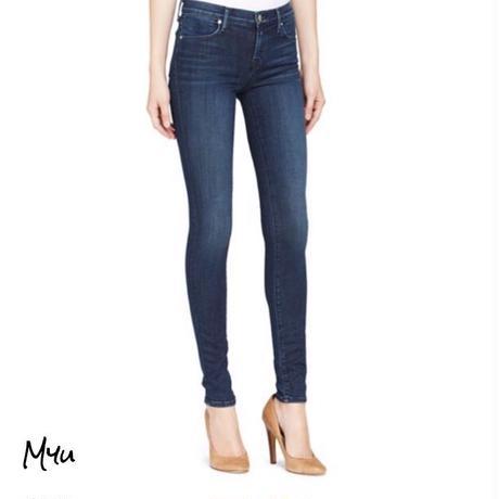 受注発注【LADIES】J  BRAND 620 Mid rise super skinny jeans