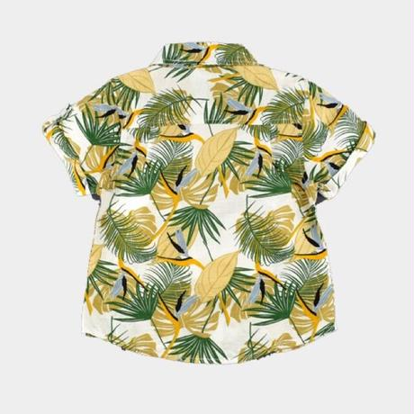 【72-150cm】SHIRT アロハシャツ