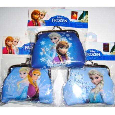 アナと雪の女王  がま口財布  ♡  コインケース