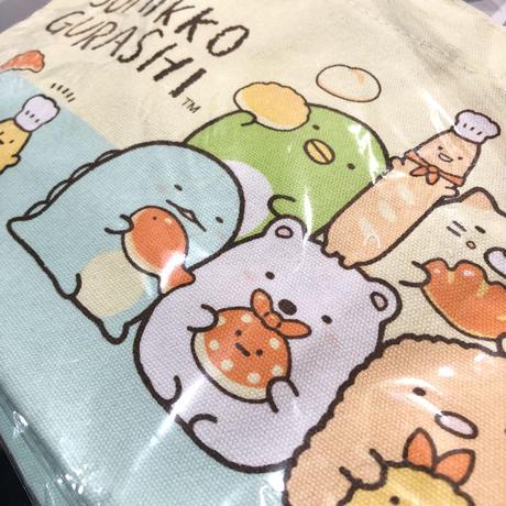 すみっコぐらし ランチトート ☆ 帆布 ミニトート