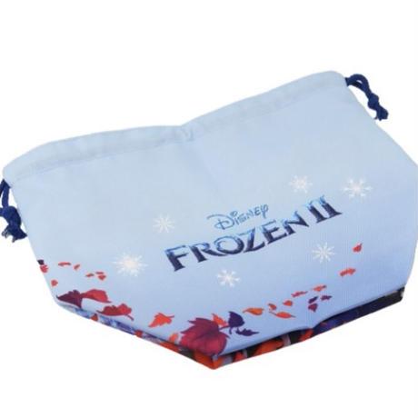 アナと雪の女王2 ランチ巾着  ☆  お弁当袋