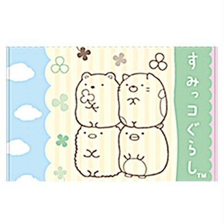 すみっコぐらし  タオル枕カバー  ☆  子供用  (すみっコとクローバー)
