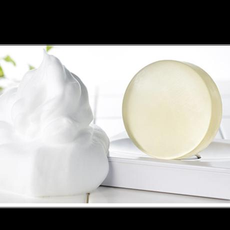 生きてる泡のシルク石鹸