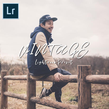 N5 VINTAGE LIGHTROOM 3 PRESET PACK