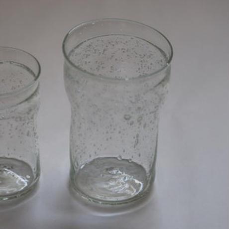 伊藤亜木 ガラスカップ 大