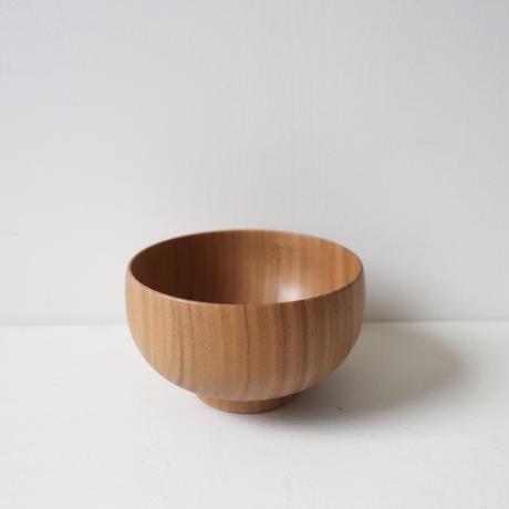 白鷺木工のしらさぎ椀 S   (子ども用)
