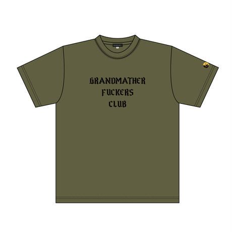 G.M.F.C Tee / Olive