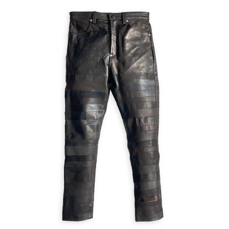 Leather HAGI Pants