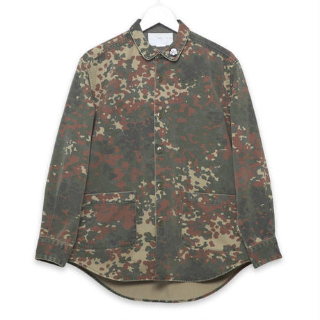 German-camo round neck shirts