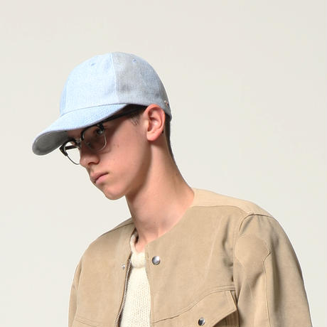 Remake cap / col.denim