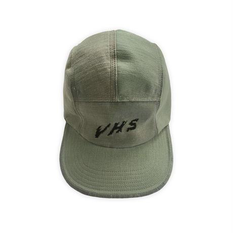 Remake Jet cap / Olive×VHS