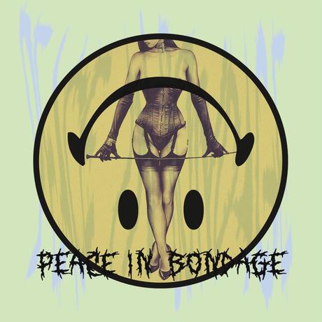Peace in bondage Long sleeve tee / Milky lime