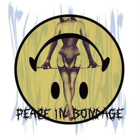Peace in bondage Long sleeve tee / White