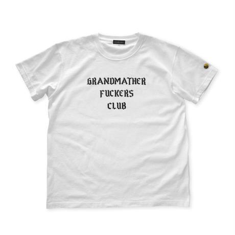 G.M.F.C Tee / White