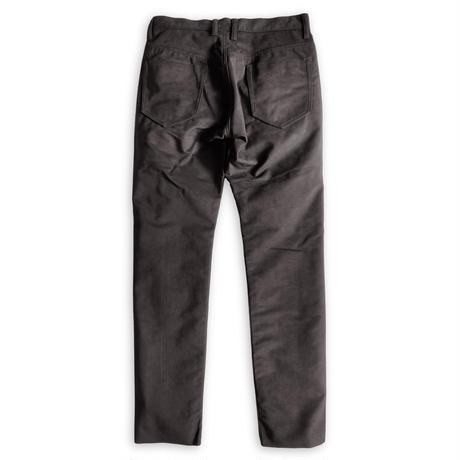 Fake suede 5P Pants