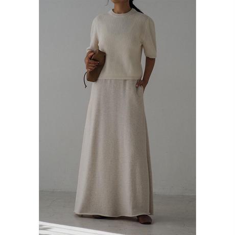 [Japan]Relax Slit Skirt