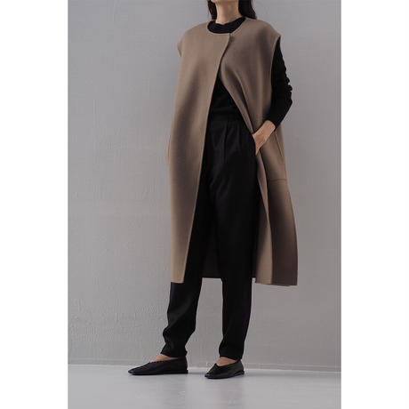 Jogger Wool Slacks_black