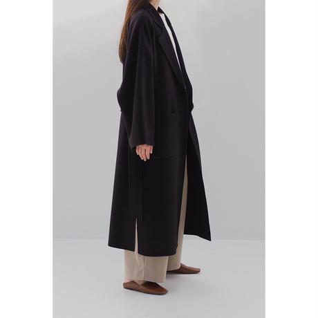Standard Wool Coat_black