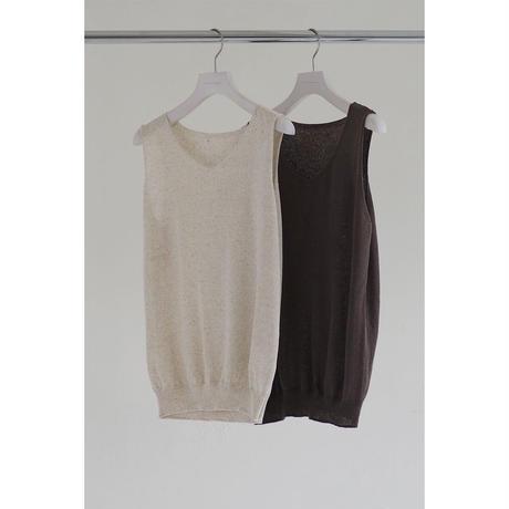 Summer Sleeveless Knit