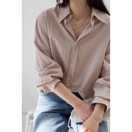 Wrinkle Shirt_lavenderpink