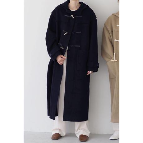 Duffle Handmade Coat_navy
