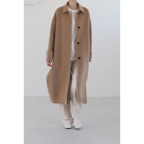 Soutien Collar Coat_camel