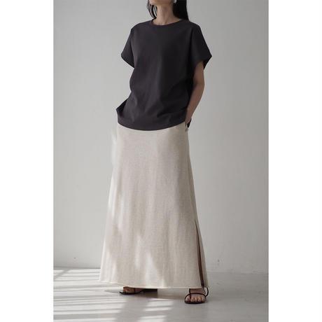 【Made In Japan】Relax Slit Skirt