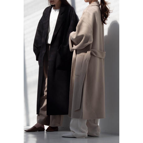 Standard Wool Coat_greige
