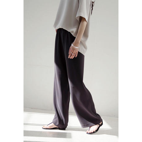 Smooth Relax Pants