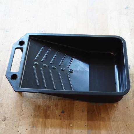 ローラー受皿 BLACK 175mm